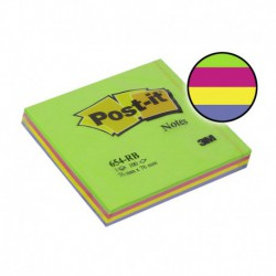 Foglietti Post-it® 654 RB VIVACE