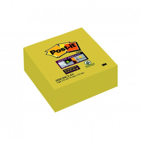 Cubo di foglietti Post-it® Super Sticky
