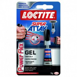SUPER ATTAK POWER FLEX 3G - GEL